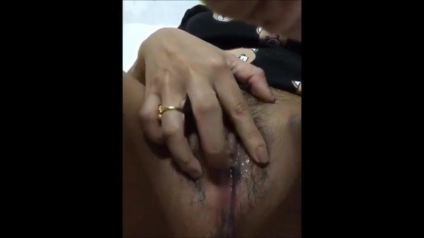Thai sex friend sent me juicy pussy movie