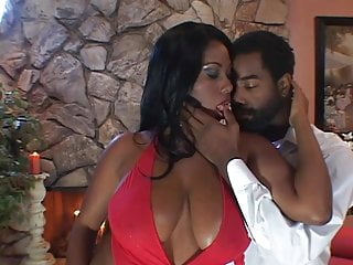Hard throat fuck black - Black chick with huge breasts deep throats a hard thick cock then fucks