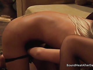 Teach me to masturbate Watch me teach me: strap-on and fingering with busty slave