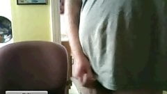Busting his balls for Mistress