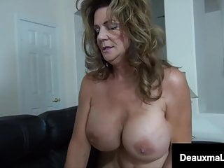 Big Dick Debt Collector Collects On Texas Cougar Deauxma XhrPgj