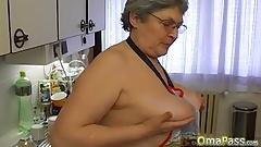 Omapass archive - abuelita amateur - video compilación