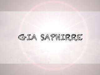Car sex stocking Gia saphirre-seduce car stockings hd 2018