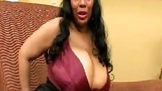 Big titty threesome