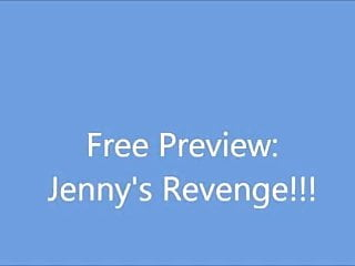 Free spanking and anal story - Free preview: jennys revenge