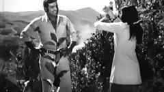 Clips de video de la antigua película iraní, asemoone abi