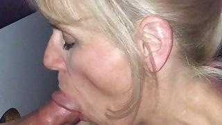 Glory Hole Slut Sucks Another Nice Cock