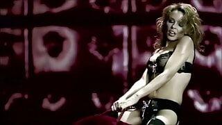 Kylie Minogue - 2001 Agent Provocateur Sexy Lingerie Advert