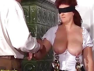 Big tit extreme sex Extreme pierced german stepmom