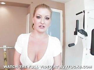 Ancinent war story sex torture - War machine gives milf avy scott a workout