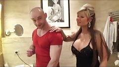 Huge tits girlfriend fucking in homemade pov video
