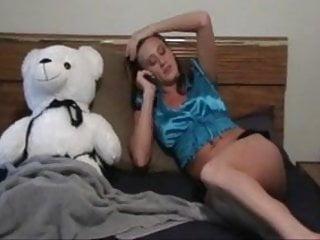 Teddy sex A girl and her teddy bear