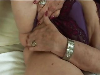 Fat old ladies nude Male gives this old fat lady his big dick