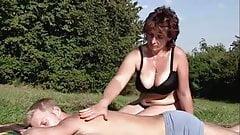 HOT FUCK #210 Busty Mature Woman meets Swedish Pornstar