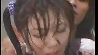 Jap Girl Fucked Under Shower