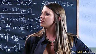 Brazzers - Alexis Brooklyn - Big Tits At School