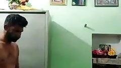 Dehati Boyfriend Fucks Gf At Home