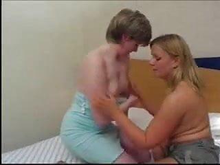 Lesbian porb - Pretty lesbian and butch lesbian