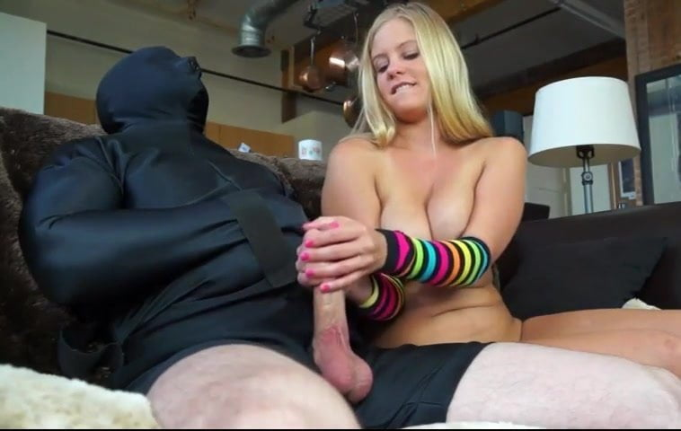 Blonde Teen Ruined Orgasm
