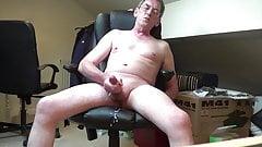 Nude daddy cums