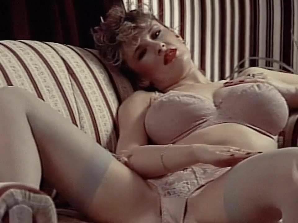 Big Tits Lingerie Strip