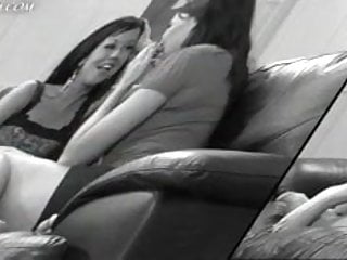 Two girls give blowjob to teacher Two girls give a dude an awesome handjob.