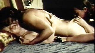Swinger Couples Enjoy Group Sex Orgasms (1970s Vintage)