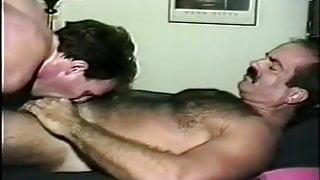 Daddy Marco with a hairyman