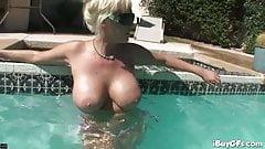 Big Tit Pornstar Carly Parker is my Girlfriend