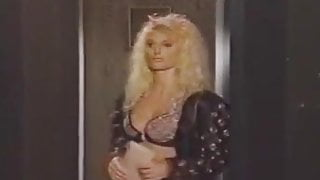 Taylor Wane, Randy West in nasty blonde whore from 70s porn