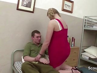 Teacher fucks pupils Milf teacher seduce young boy pupil to fuck on school outing