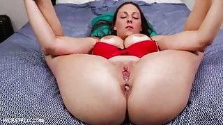 Melanie Hicks anal 2
