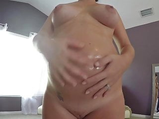 Hailey stripper - Super sexy pregnant hailey