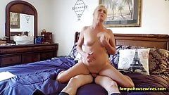Ms Paris and Her Amateur Theater-Teaching Virgins