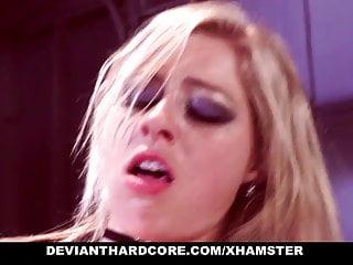 Porn adam powerfucks - Devianthardcore - petite asian powerfucked by mean cock