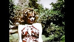 Sheila the Model - 8mm Film