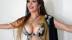 Booby Bouncing Belly Dance