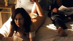 Carla Gugino Naked Scene from 'Jett' On ScandalPlanet.Com