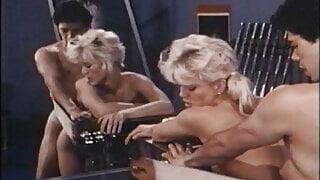 Female Aggressors (1986, US, Amber Lynn, full video, DVDrip)