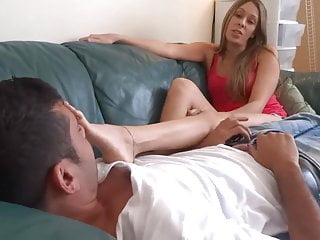 Facial humiliations brook Nikki brooks foot smelling handjob