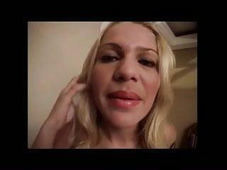 Man fucked by tranny Sexy blonde tranny fuck a girl