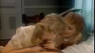 Bedtime - Vintage threesome