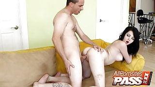Phat Ass Amateur Casondra Kryptik Rides That Hard Cock