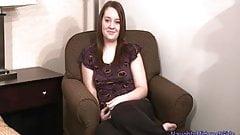 Keelie Kameron - Catholic school girl first porn