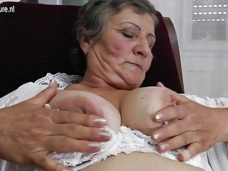 Pussy granny wet Squirt