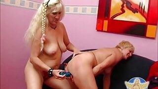 Two Granny lesbians