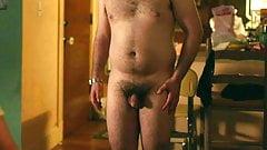 Male celebrity Alex Brightman cock exposed scene
