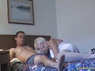 Homer and marge nude Granny marge