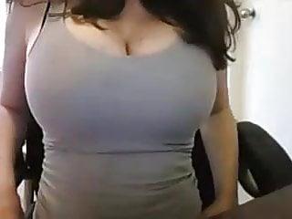 Woman suck tit boob Woman flashes big boobs on cam