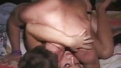 Beautiful College Girl gets Fucked Hard at Wild Party